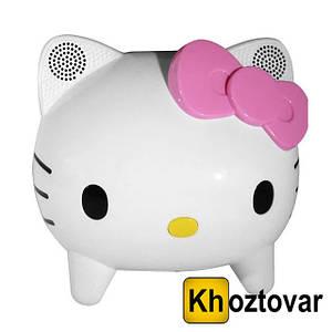 Портативная колонка Hello Kitty