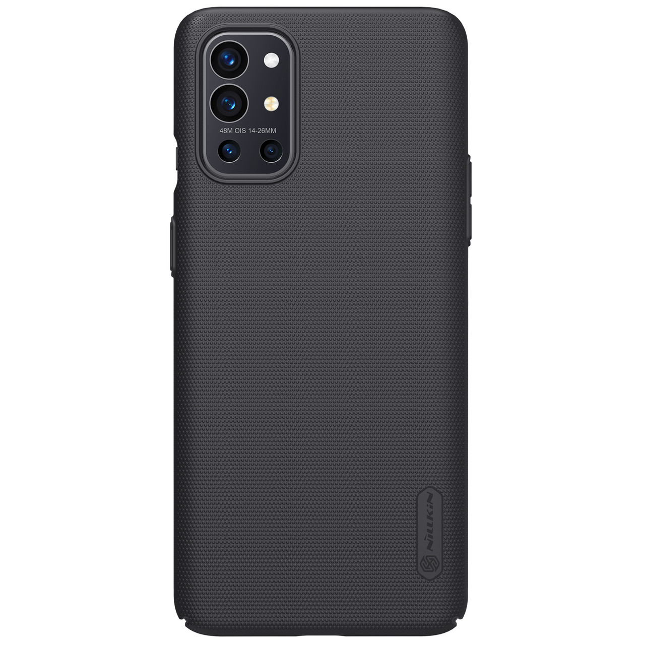 Защитный чехол Nillkin для OnePlus 9R Super Frosted Shield Black Черный
