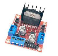 Драйвер крокового двигуна та двигуна постійного струму L298N для Arduino