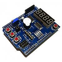 Многофункциональный шилд (Multifunction Shield) для Arduino Uno