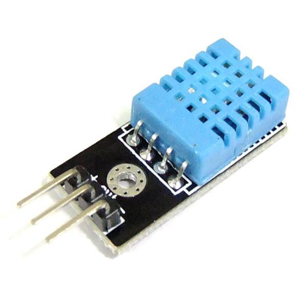 Модуль датчика температури і вологості для Arduino DHT11 (цифровий інтерфейс)