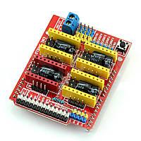 Плата розширення для Arduino UNO CNC Shield v3.0