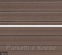 EasyDeck Trend (Германия) 19 x 130 mm terra 3 м.п. террасная доска