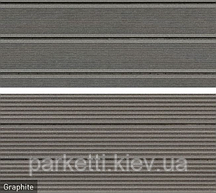 EasyDeck Trend (Германия) 19 x 130 mm grafit 3 м.п. террасная доска