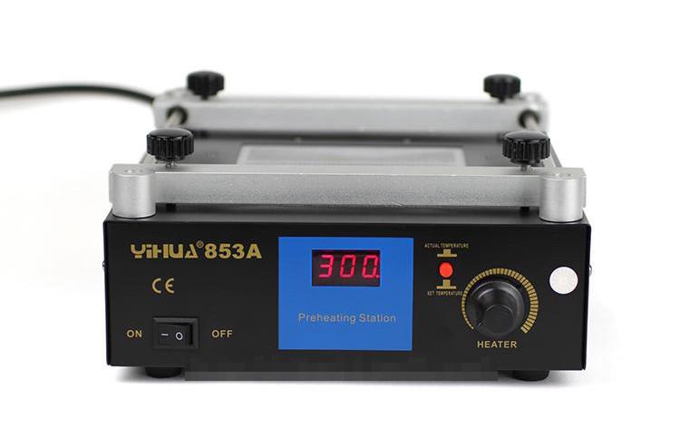 Преднагреватель для плат Yihua 853A