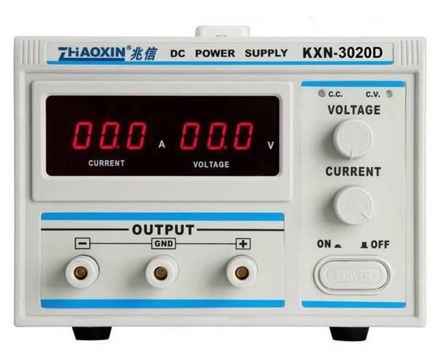 Лабораторний блок живлення ZHAOXIN KXN-3020D