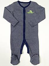 Человечек для мальчика Dunnes, Newborn (50-56см)