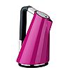 Электрочайник  отделка с кристаллами Casa Bugatti 14-VERASW4/CL Details of light, цвет лиловый