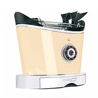 Тостер  Casa Bugatti 13-VOLOSW4/C Dettagli di luce  , цвет кремовый