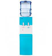 Кулер для воды с холодильником ViO X217-FCF Blue