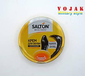 Крем для обуви SALTON (черный)