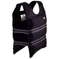 Жилет утяжелитель PERTO Black 18 кг