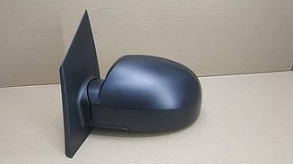 Левое зеркало Хюндаи Гетц 02-11 электрический привод; с обогревом; текстура;выпуклое /HYUNDAI GETZ (2002-2011)