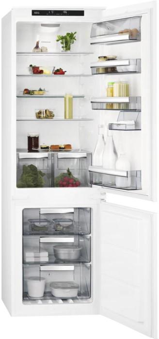 Вбудований холодильник AEG SCE818E6TS