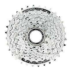 Кассета Shimano Alivio CS-HG51 aw 11-32Т 8 скоростей
