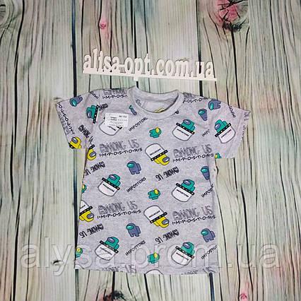 Детская футболка Тоша стрейч кулир