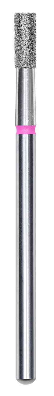 Фреза алмазна циліндр синя Staleks d2,5 мм / робоча частина 6 мм (комплект 6шт)
