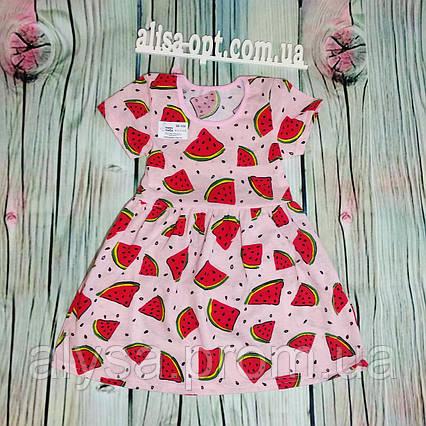 Детское платье Рита кулир