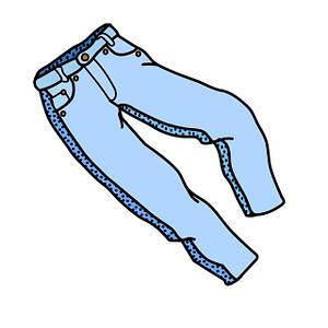 Дитячі джинси для хлопчиків