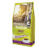 Сухий корм Nutrican Adult Cat на вагу