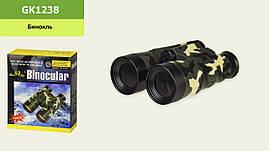 Бінокль GK1238(96шт|2) в кор. 13*5,5*15 см, р-р іграшки– 13*15*5.3 см