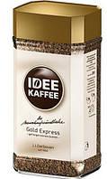 Кофе растворимый Idee Kaffee Gold Express J. J. Darboven 100 % арабика, 100 г Германия