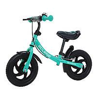 Детский беговел-велобег 12 дюймов Eclipse T-21254/1 Azure