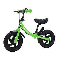 Детский беговел-велобег 12 дюймов Eclipse T-21254/1 Green