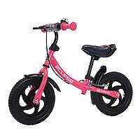 Детский беговел-велобег 12 дюймов Eclipse T-21254/1 Rose