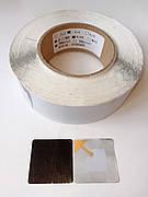 Протикрадіжна етикетка квадратна. Протикражні радіочастотні етикетки чорні. РЧ наклейка 1000 шт/рулон