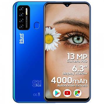 Смартфон iHunt S21 Plus 2021 Blue