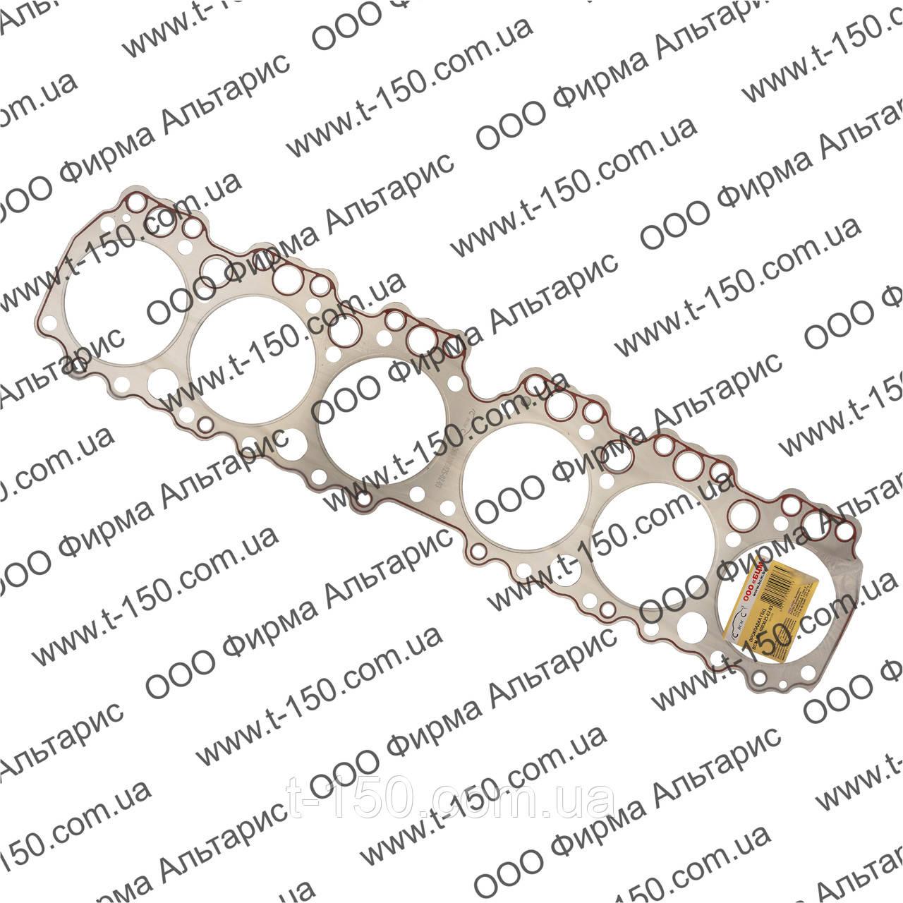 Прокладка ГБЦ МТЗ-1221/1523/2022/2122 Д-260, цельная металлизированная с герметиком, 263-1003020-02-03,Беларус
