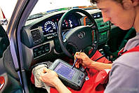 Полная диагностика электромобиля Nissan Leaf, Tesla Model S / 3 / X, BMW i3, Fiat 500e, Volkswagen E-Golf