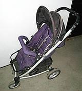 Б/У Прогулянкова коляска для дитини Bebe Beni Izzy Violet. Легка дитяча коляска Izzy фіолетового кольору.