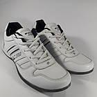 Кроссовки кожаные Bona р.43 белые, фото 6