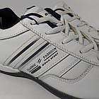 Кросівки шкіряні Bona р. 43 білі, фото 8