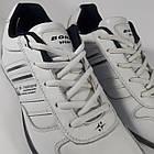 Кроссовки кожаные Bona р.43 белые, фото 7