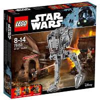 Конструктор LEGO Star Wars Разведывательной транспортный шагоход (AT-ST) 75153
