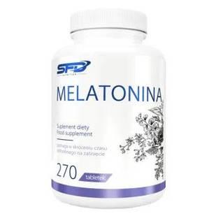 SFD мелатонин 1 мг 270 таблеток