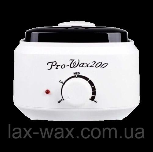 Воскоплав баночний Pro-Wax 200