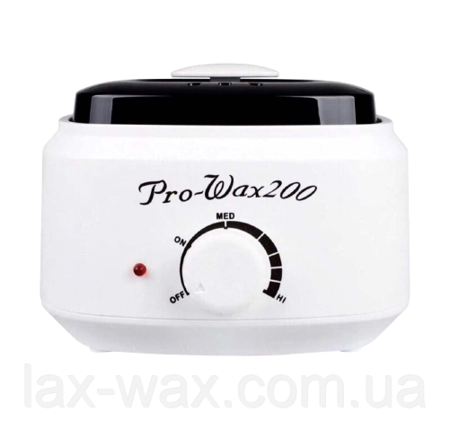 Воскоплав баночный Pro-Wax 200
