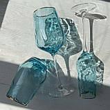 """Бокал-шампанское """"Blue Wave"""" 275 мл, фото 3"""