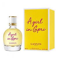 Lanvin A Girl In Capri EDT 90ml (лиц.)