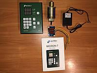 Електронна лінійка на пилораму Micron-7 + CL-80 датчик, фото 1