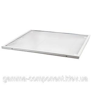 Led панель потолочная PRISMATIK 600x600 белая холодная 6500K 36Вт