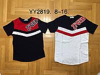 Футболки для мальчиков, Buddy Boy, 8,10,12,14,16 лет,  № YY-2819