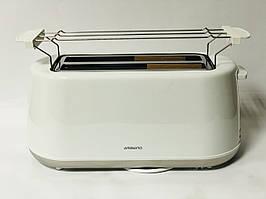 Електричний тостер бутербродниця тостерница на 4 тосту Ambiano GT-TDLS-E-01 Білий