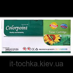 Комплект картриджей colorpoint samsung clp-300/300n/clx-2160 b/c/m/y (clp-p300c) b/c/m/y