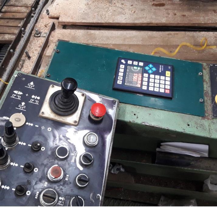 Електронна лінійка для пилорам Micron-SE + CL-80 датчик