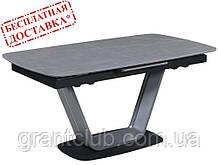 Стол раздвижной TML-870 айс грей керамика (бесплатная доставка)